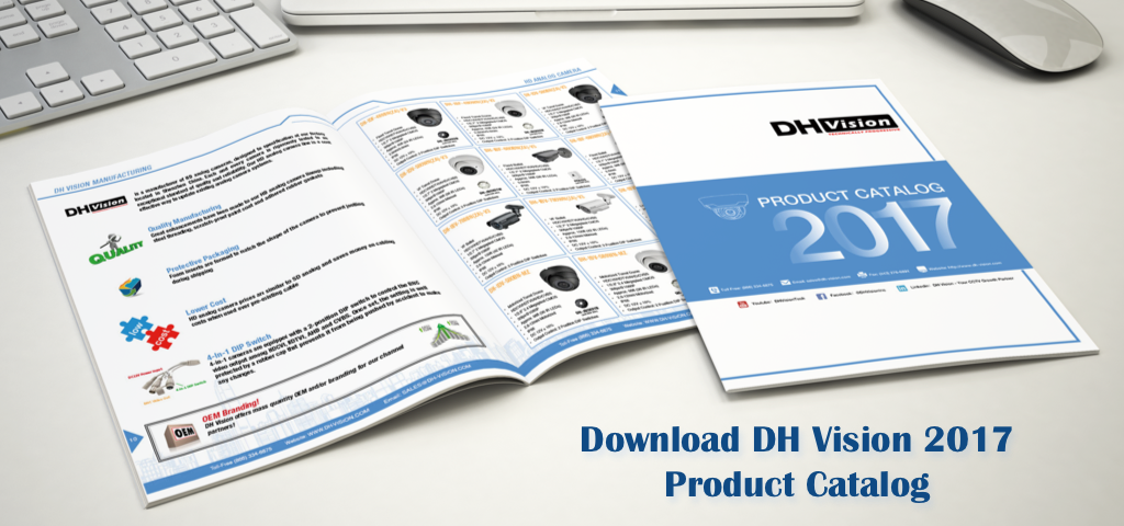 DH Vision 2017 Product Catalog