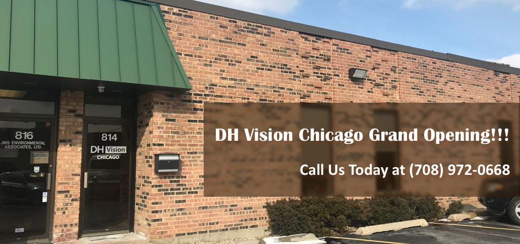 DH Vision Chicago Grand Opening