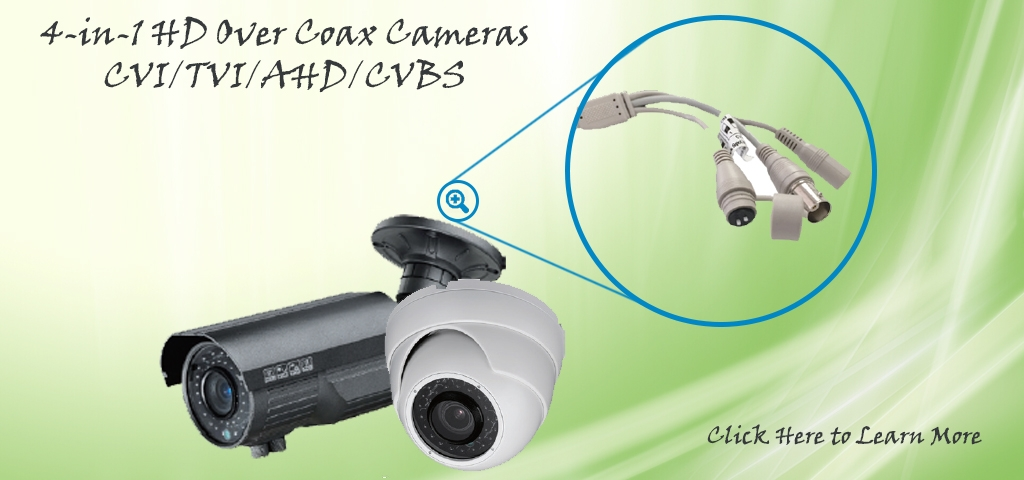All in one cameras